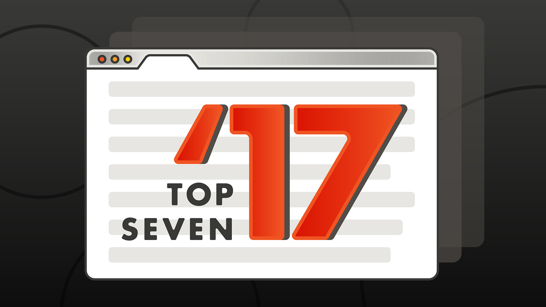 Top 7 Blogs Logo