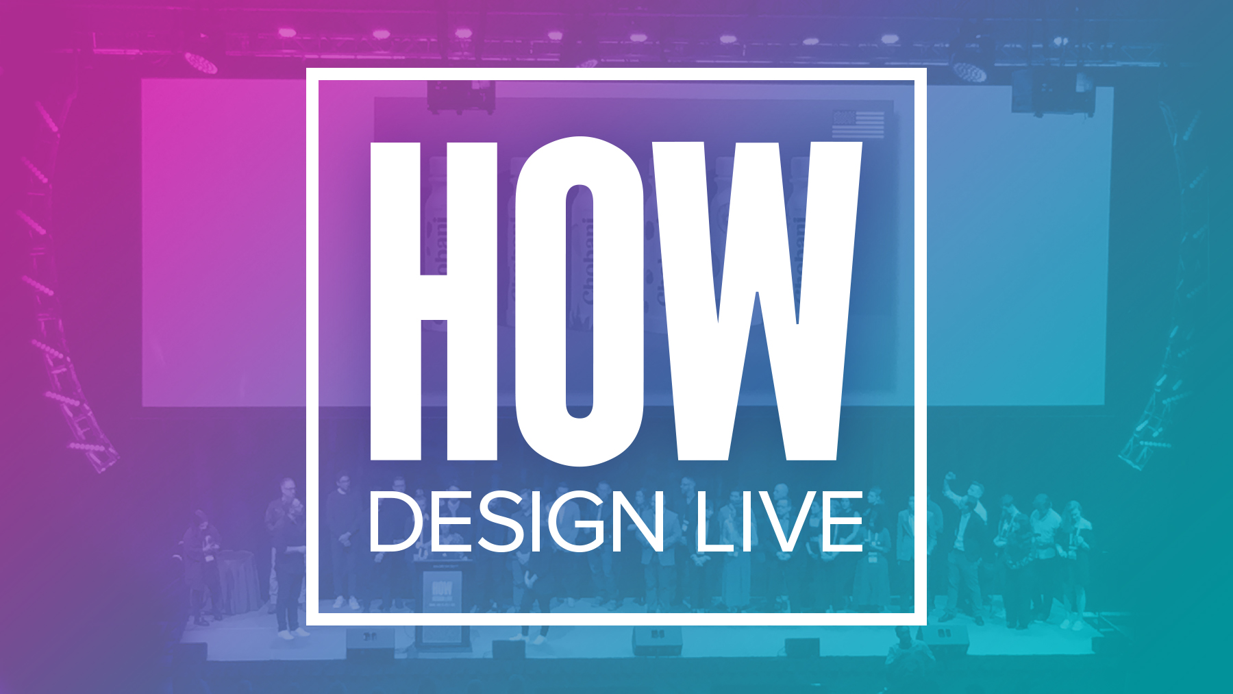 How Design Live image